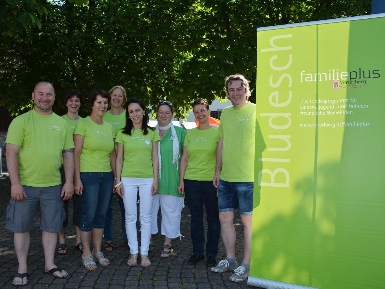 Das Bludescher familieplus-Team lud zum beliebten Familienfrühstück.