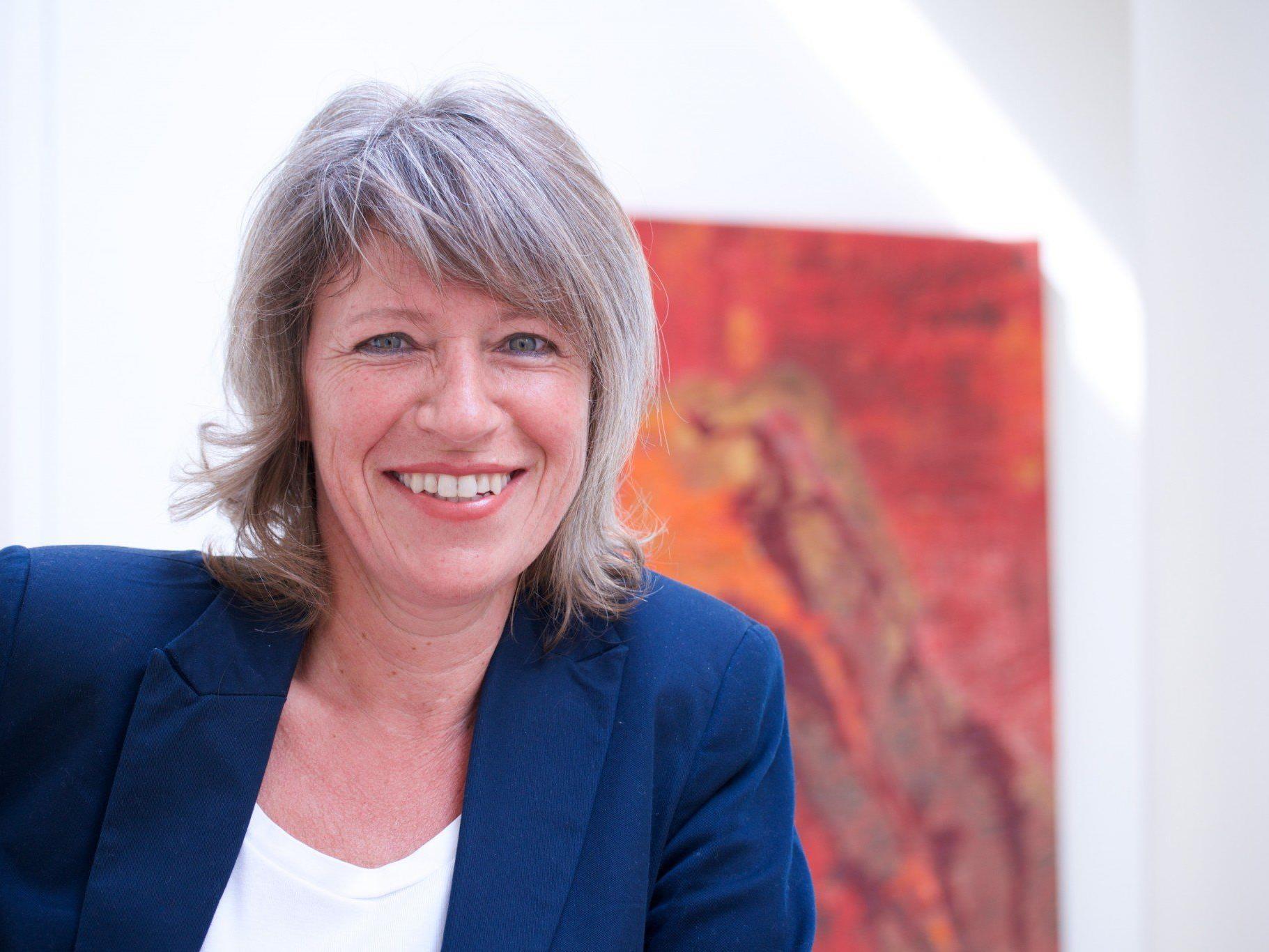 Cornelia Ellensohn ist neue Personal-Chefin bei Sommer Messtechnik in Koblach.