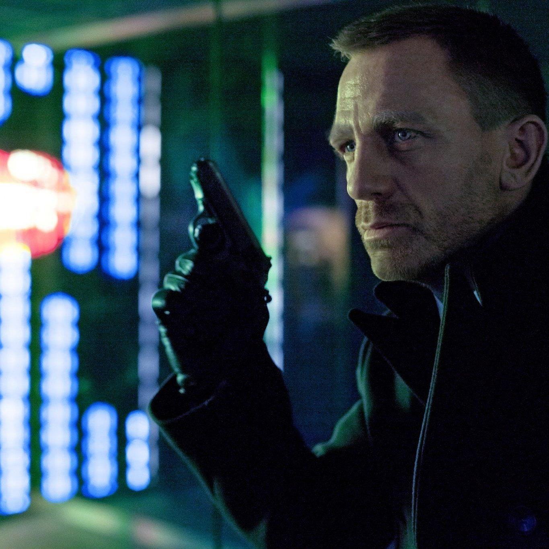 Daniel craig kommt erneut als James Bond in die Kinos.