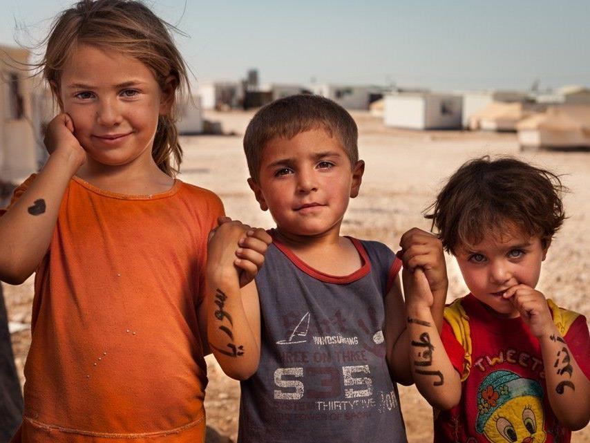 20. Juni 2014: Weltflüchtlingstag