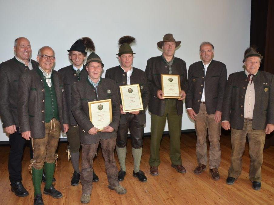 JHV Jagdschutzorgane
