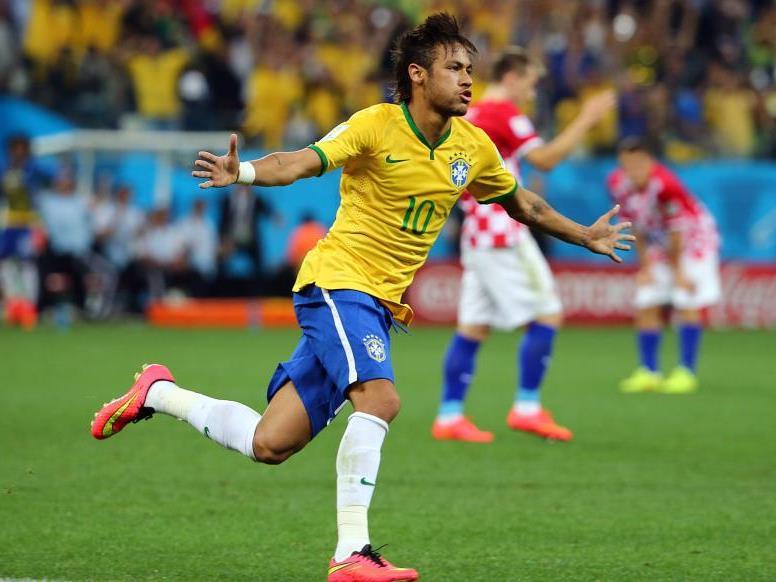 Neymar war der Matchwinner