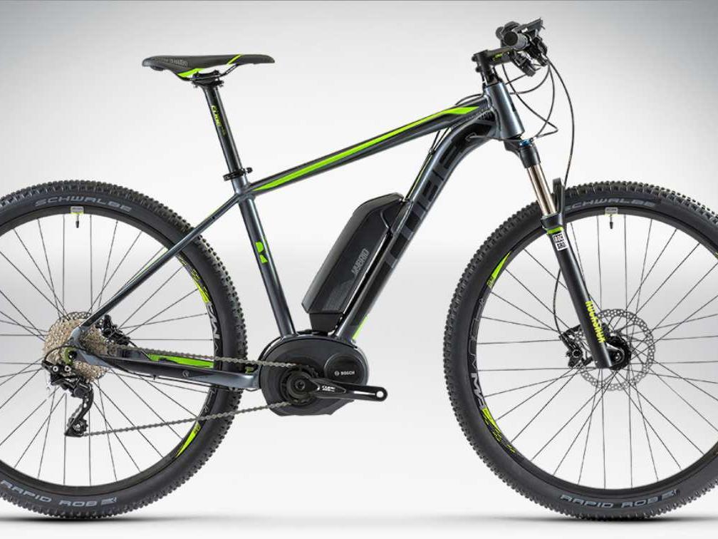 Ein E-Bike dieses Typs wurde in Wolfurt aus einer Hauseinfahrt gestohlen.
