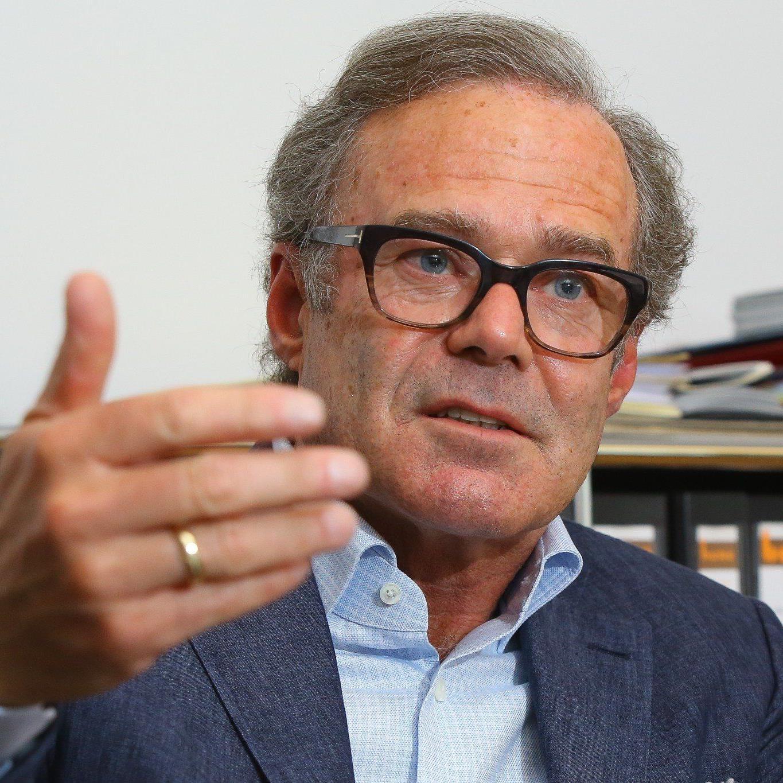 Werner Böhler folgt auf Gebhard Sagmeister (Bild) als Aufsichtsratsvorsitzender.
