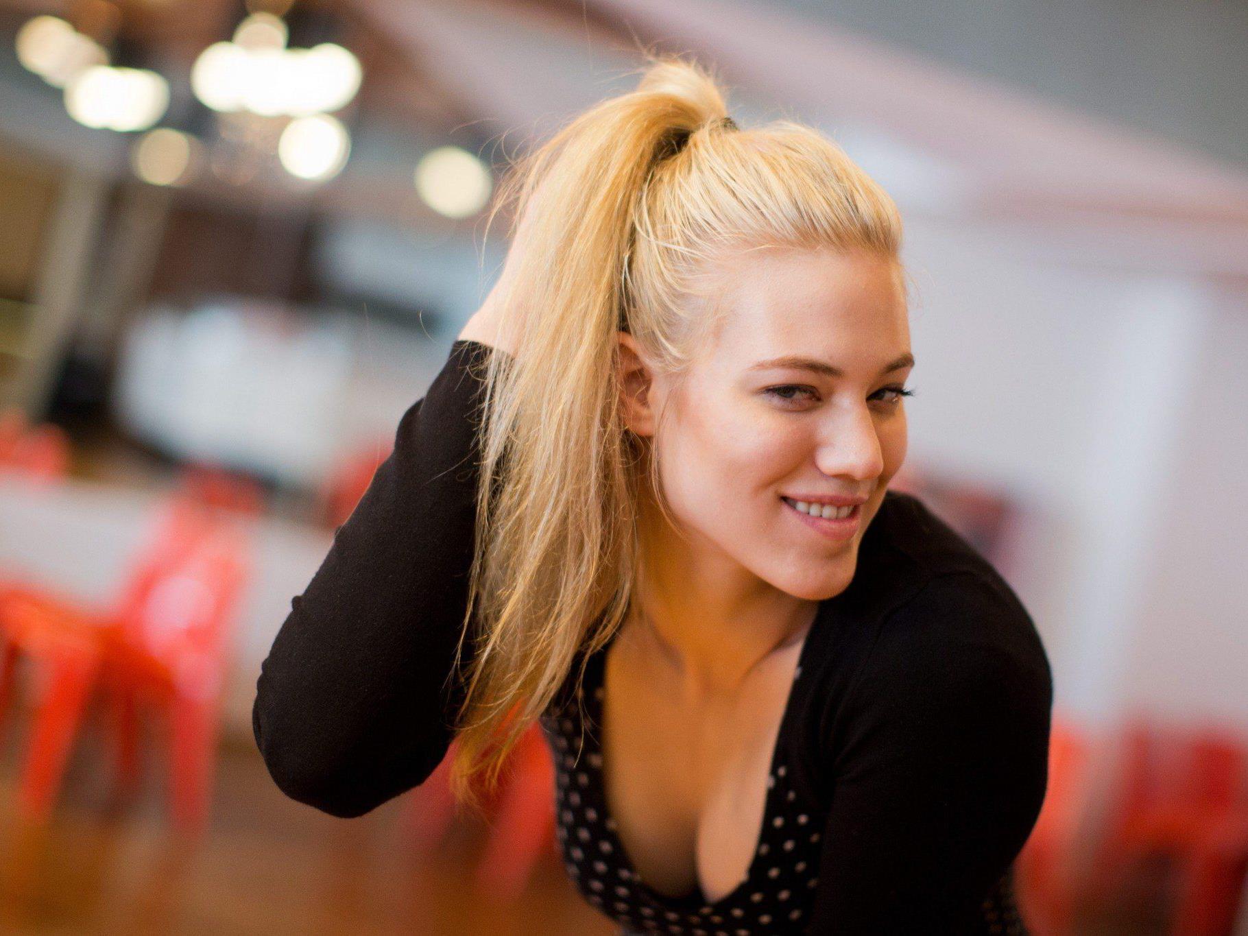 Nach Let's Dance folgt für Larissa Marolt Austria's next Topmodel