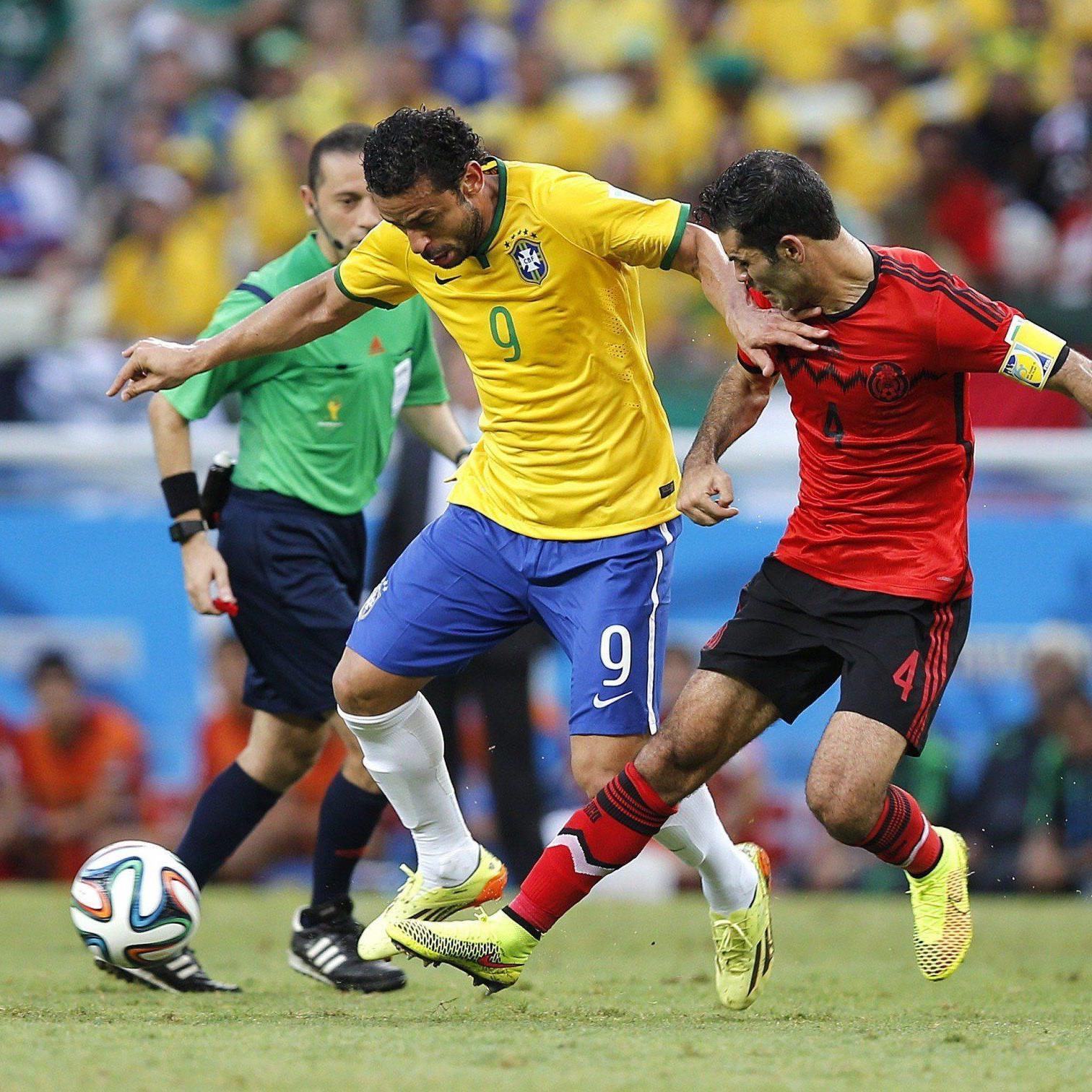 Brasilien und Mexiko trennten sich nach einem intensiven Spiel mit einem torlosen Remis.