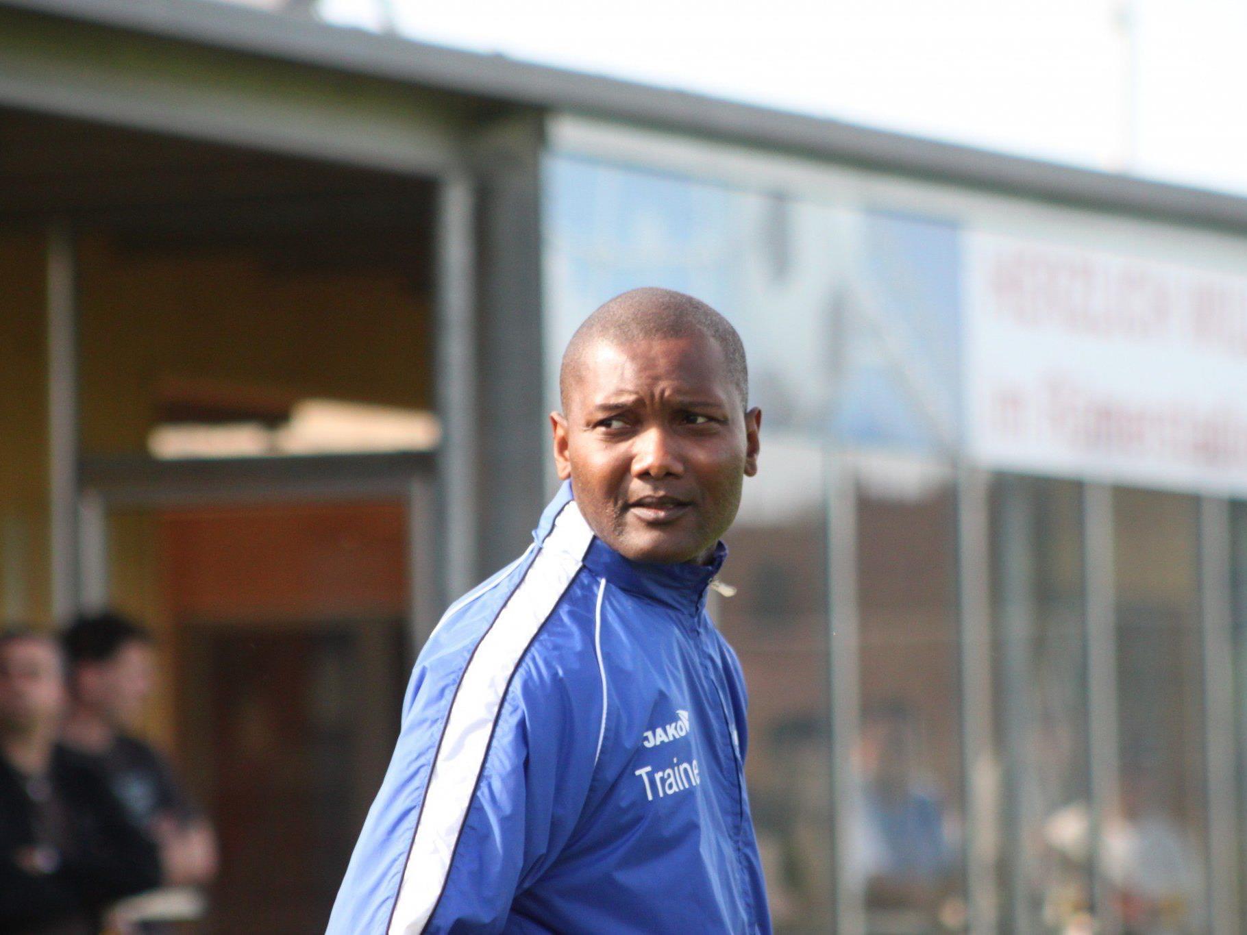 Akram Abdalla wird neuer Trainer der Dornbirner U-18-Meistermannschaft