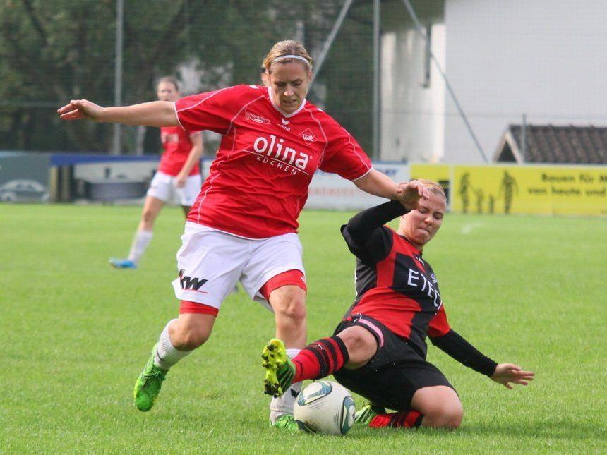 Siebenfache Torschützin in dieser Saison: Anja Stadelmann.