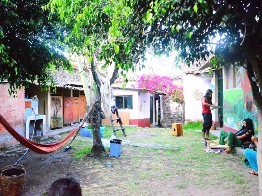 In Weiler findet ein Benefizkonzert für Peru statt.