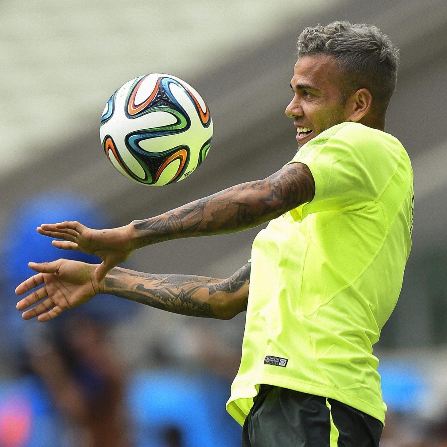 Brasilien hofft auch gegen Mexiko auf den Doppel-Torschützen aus dem Kroatien-Spiel Neymar.