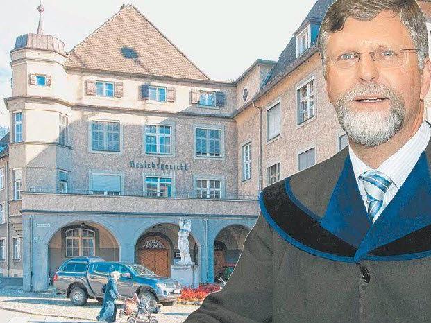 Das Bezirksgericht Bludenz bekommt mit Othmar Kraft einen erfahrenen Richter als Vorsteher.