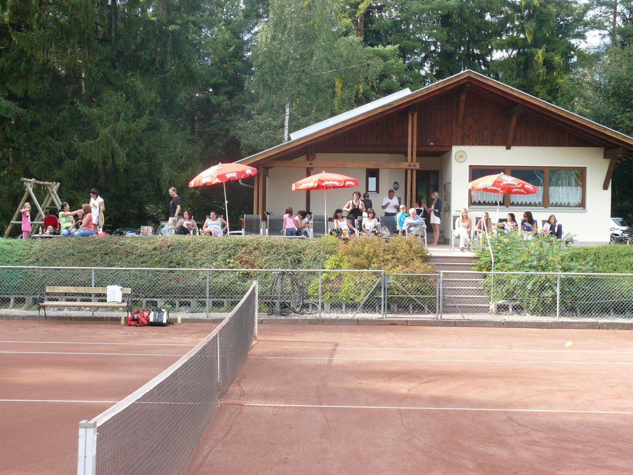 TC Ludesch - Turnier.