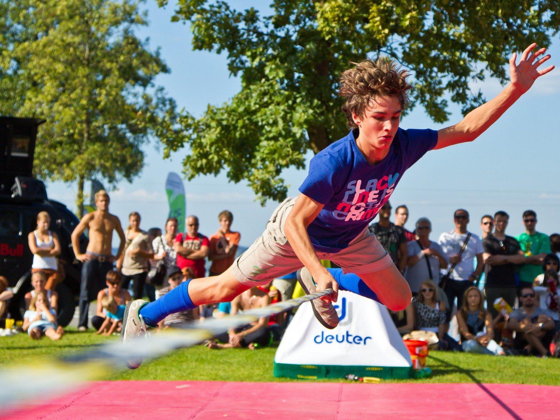 Das Freakwave Festival verlässt Bregenz und den Bodensee in Richtung Dornbirn.