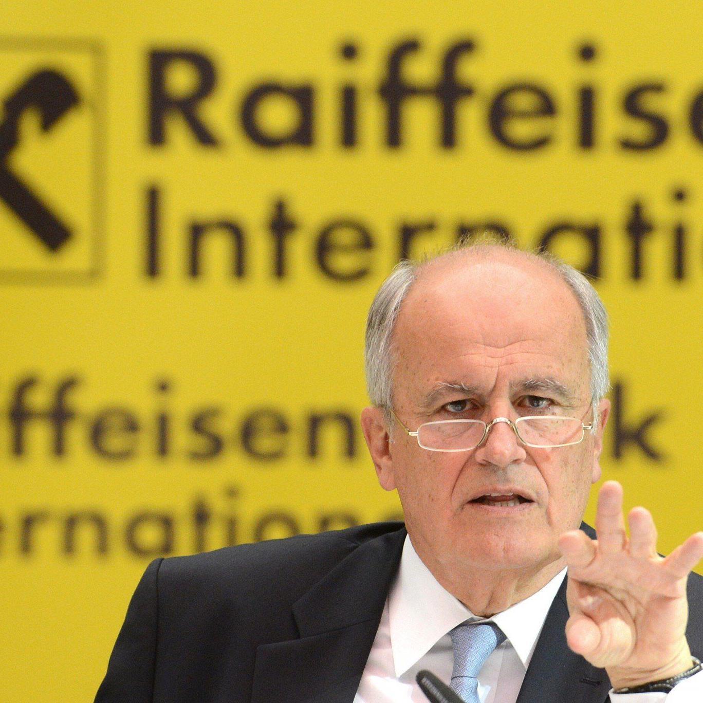 RBI-Chef Sevelda: Ukraine-Krise schadet uns, bringt aber keine existenzielle Risken.