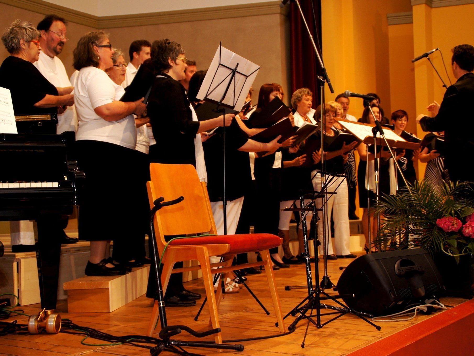 Der Nibelungenhort beim Konzert
