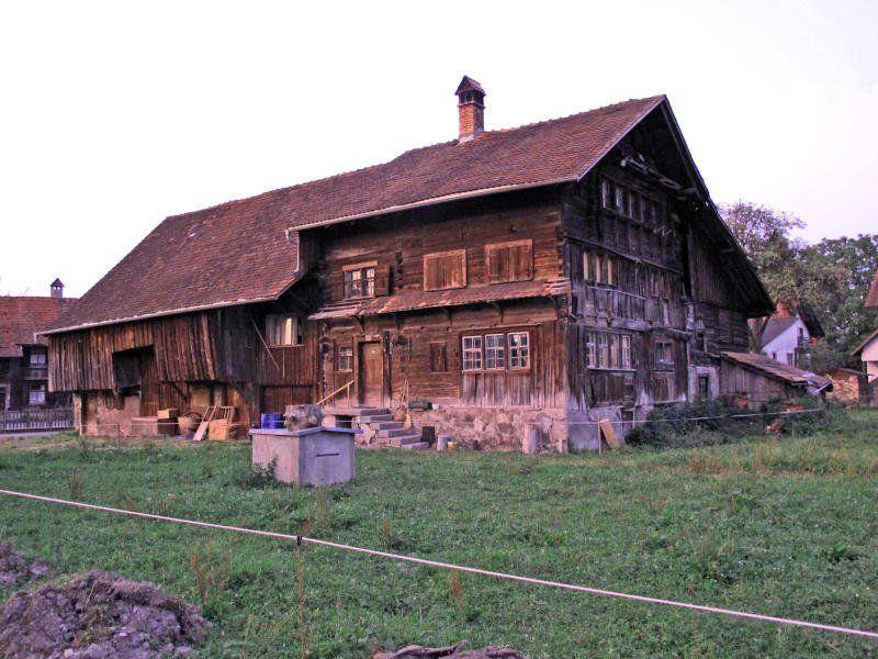 Das Ammannhaus interessiert viele Lustenauer. Kein Wunder, es ist das älteste Gebäude in der Marktgemeinde.