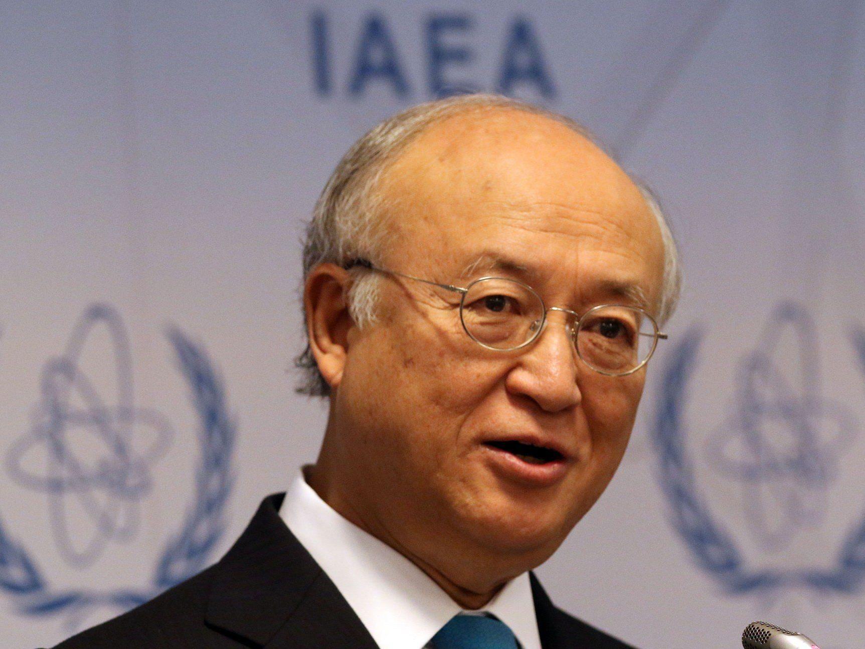 Amano: Vereinbarte Maßnahmen von Teheran wie geplant umgesetzt.
