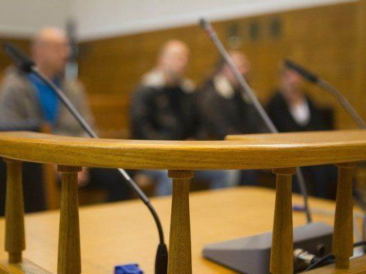"""""""Watschenprozess"""": Im Vorjahr wurden vier Feldkircher Justizwachebeamte am Landesgericht rechtskräftig verurteilt."""