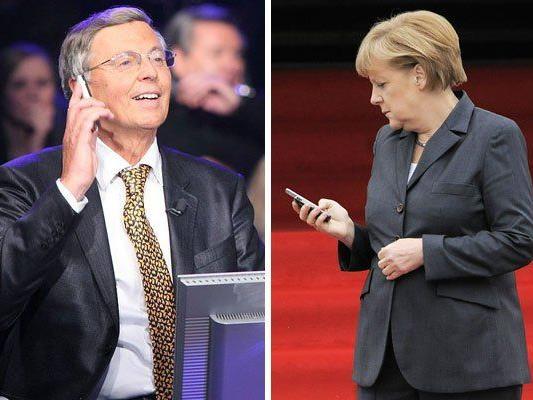 Kanzlerin hätte CDU-Parteifreund über Zweitfunktion von DDR-Waschmaschine Auskunft geben sollen.