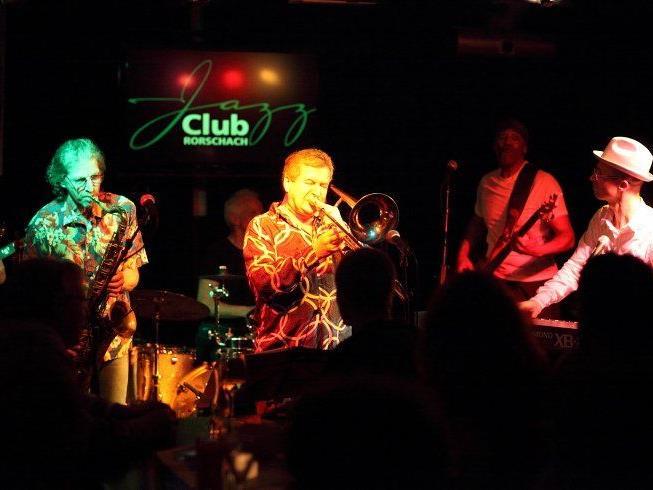 BLUEDOGSUNDER live - Jazz am Platz 2014 in Schruns.