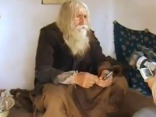 """""""Großväterchen"""" Dobri"""" wird in Bulgarien wie ein Heiliger verehrt."""