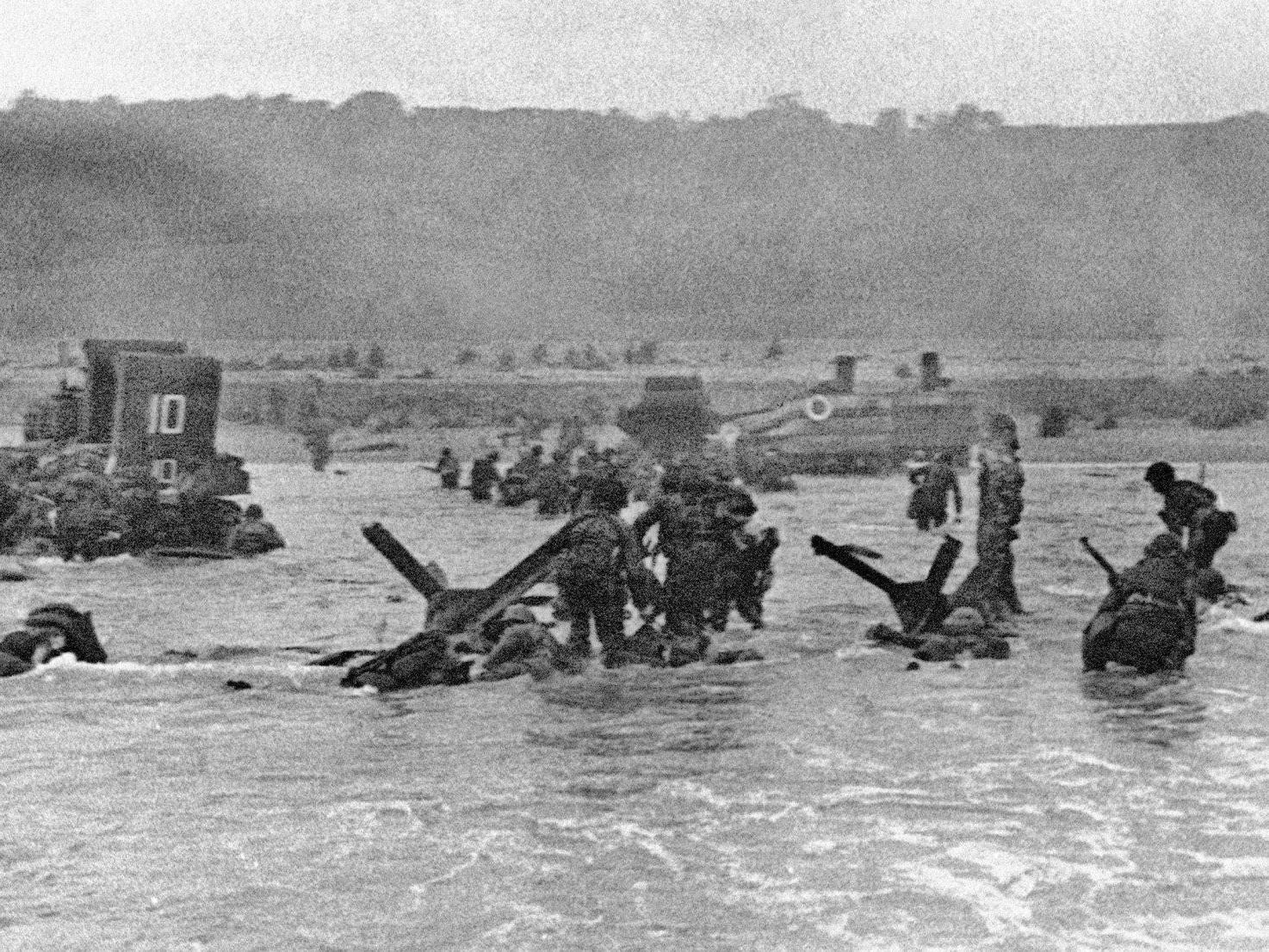 D-Day Jahrestag.