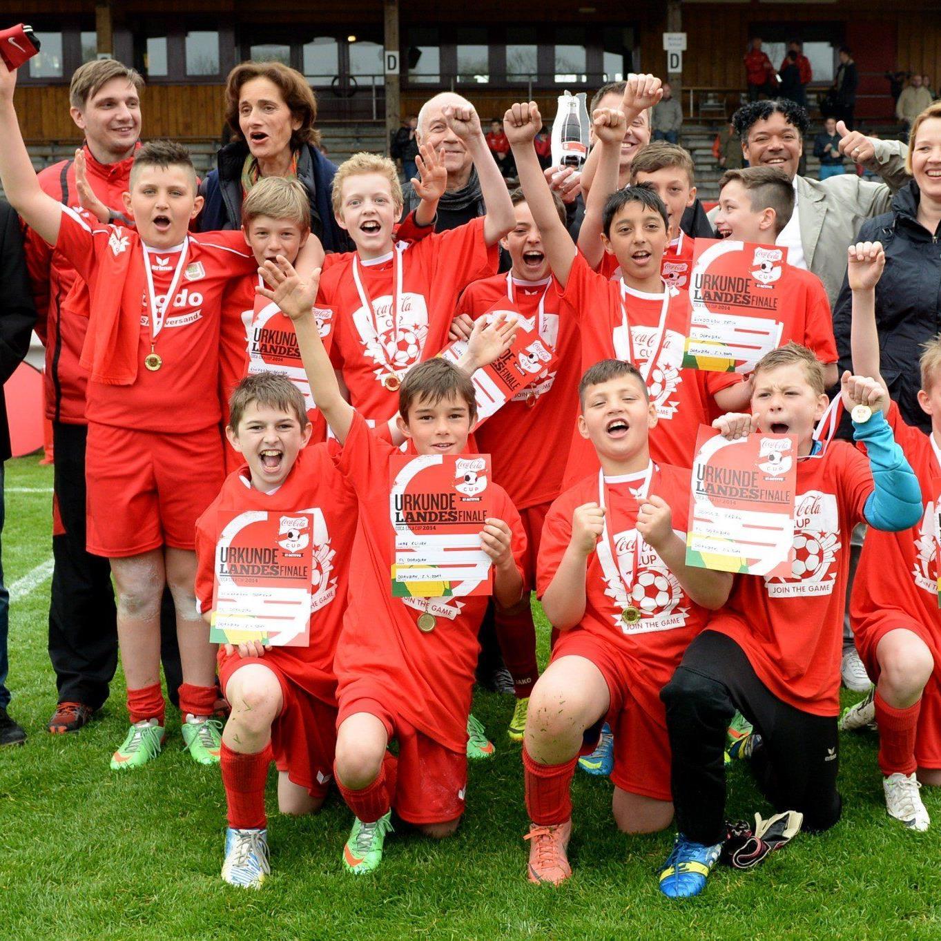 Dornbirn U-12-Team hofft beim Bundesfinale in Wien auf eine Spitzenplatzierung.