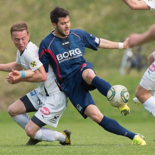FC Nenzing schoss gegen Lustenau sechs Tore.