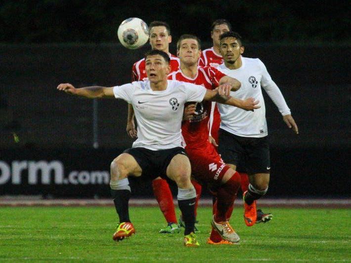 Julian Mair wechselt von SW Bregenz zum FC Höchst.