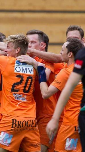 Aufsteiger Bizau startet mit dem Derby-Heimspiel gegen Altach Amateure das Unternehmen Klassenerhalt.