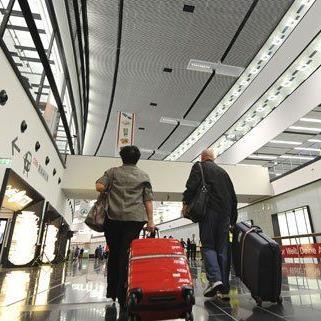 Um vier Prozent ist die zahl der Passagiere am Flughafen Wien-Schwechat gestiegen.