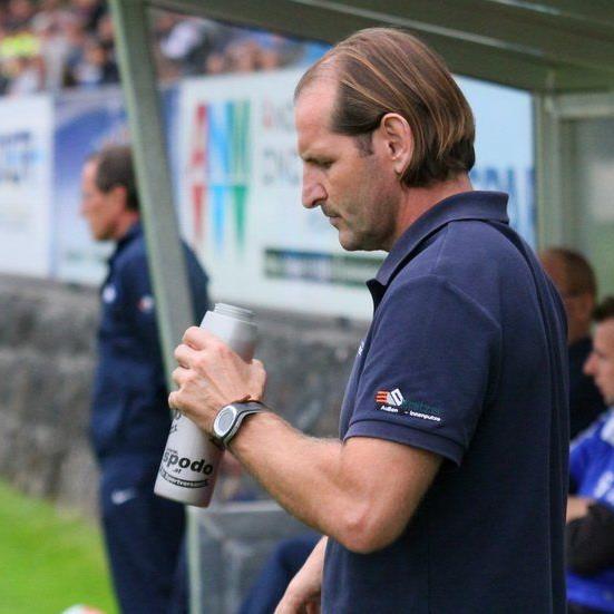 Röthis-Trainer Ralph Geiger kehrt zum Auftakt der Vorarlbergligasaison ins Casinostadion zurück.