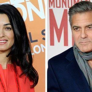 George Clooney ist es mit seiner Amal wohl ernst.