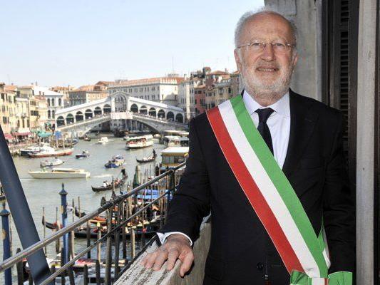Der Bürgermeister von Venedig wurde am Mittwoch festgenommen.