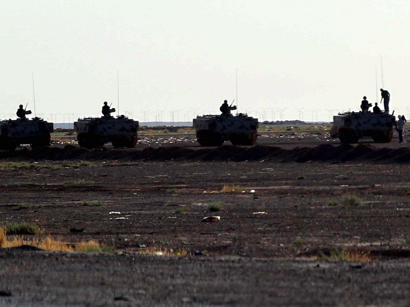Jordanien ist durch den Vormarsch von ISIS akut bedroht.