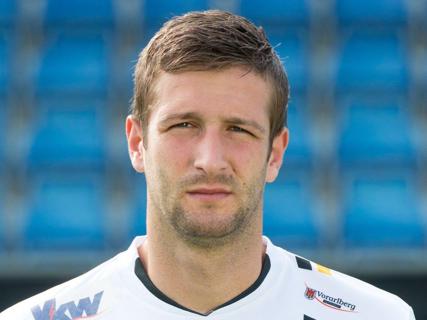 Altach verpflichtet Ivan Kovacec
