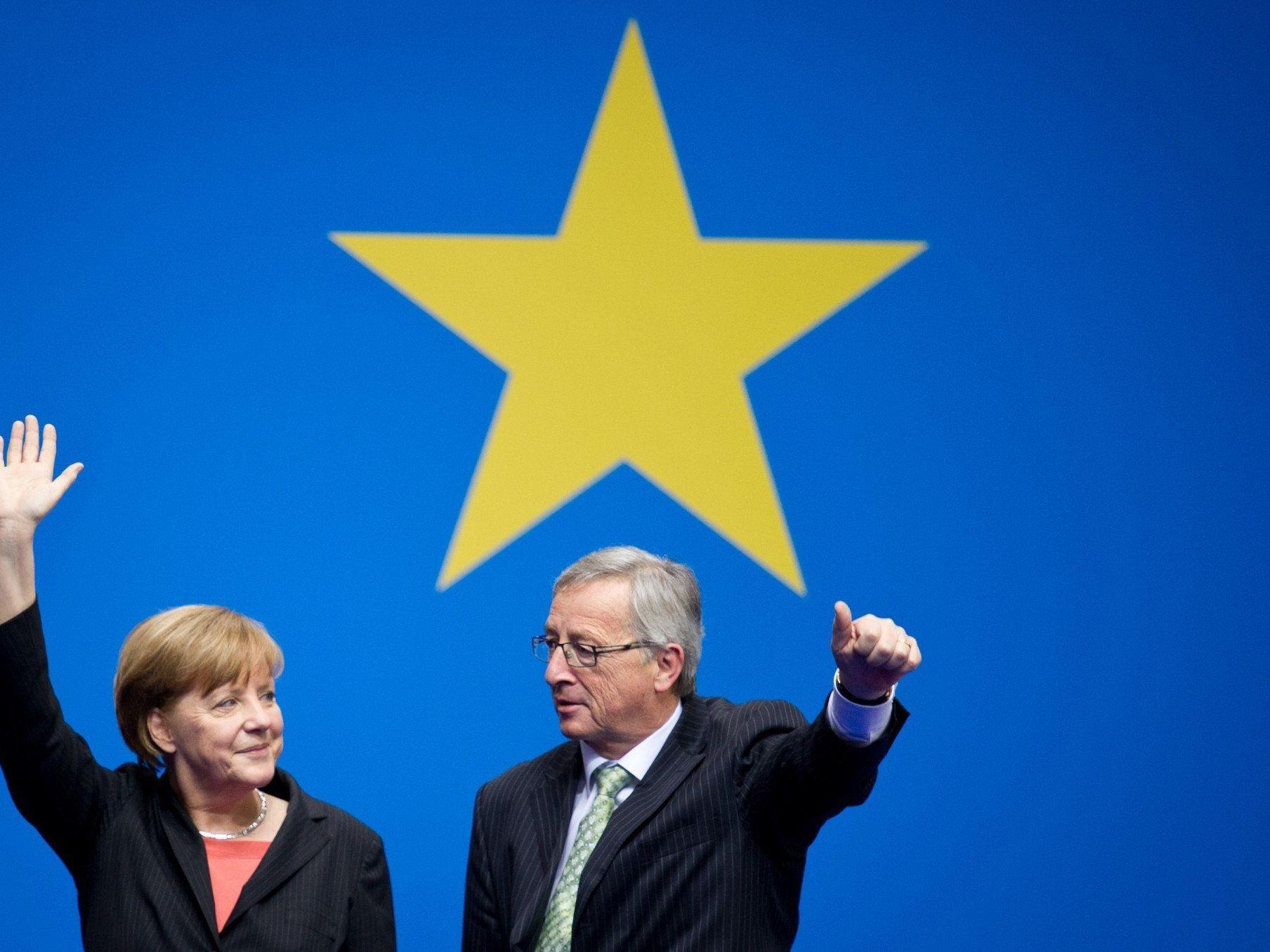 Deutsche Kanzlerin: Rechne mit Cameron-Ablehnung