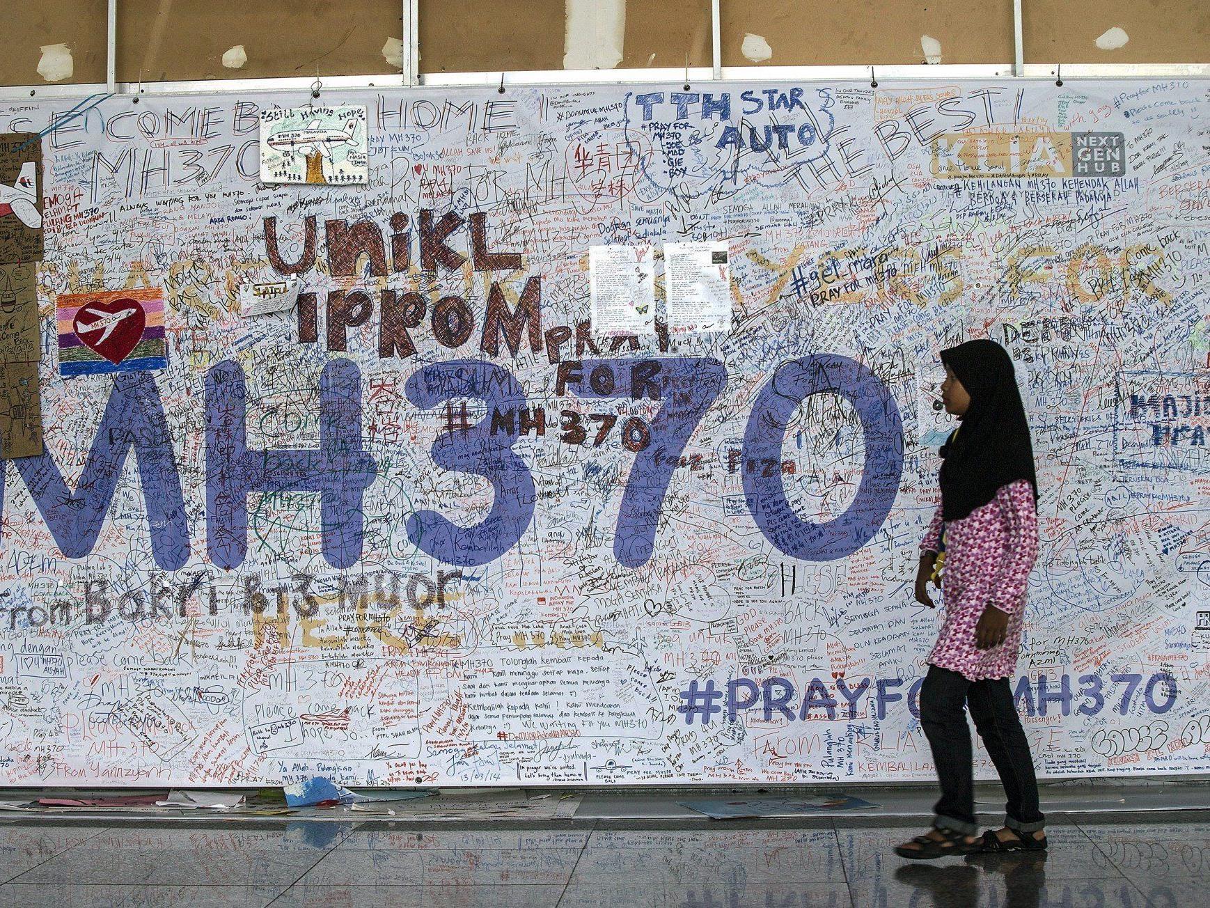 Das Verschwinden von Flug MH370 bleibt ein Rätsel.