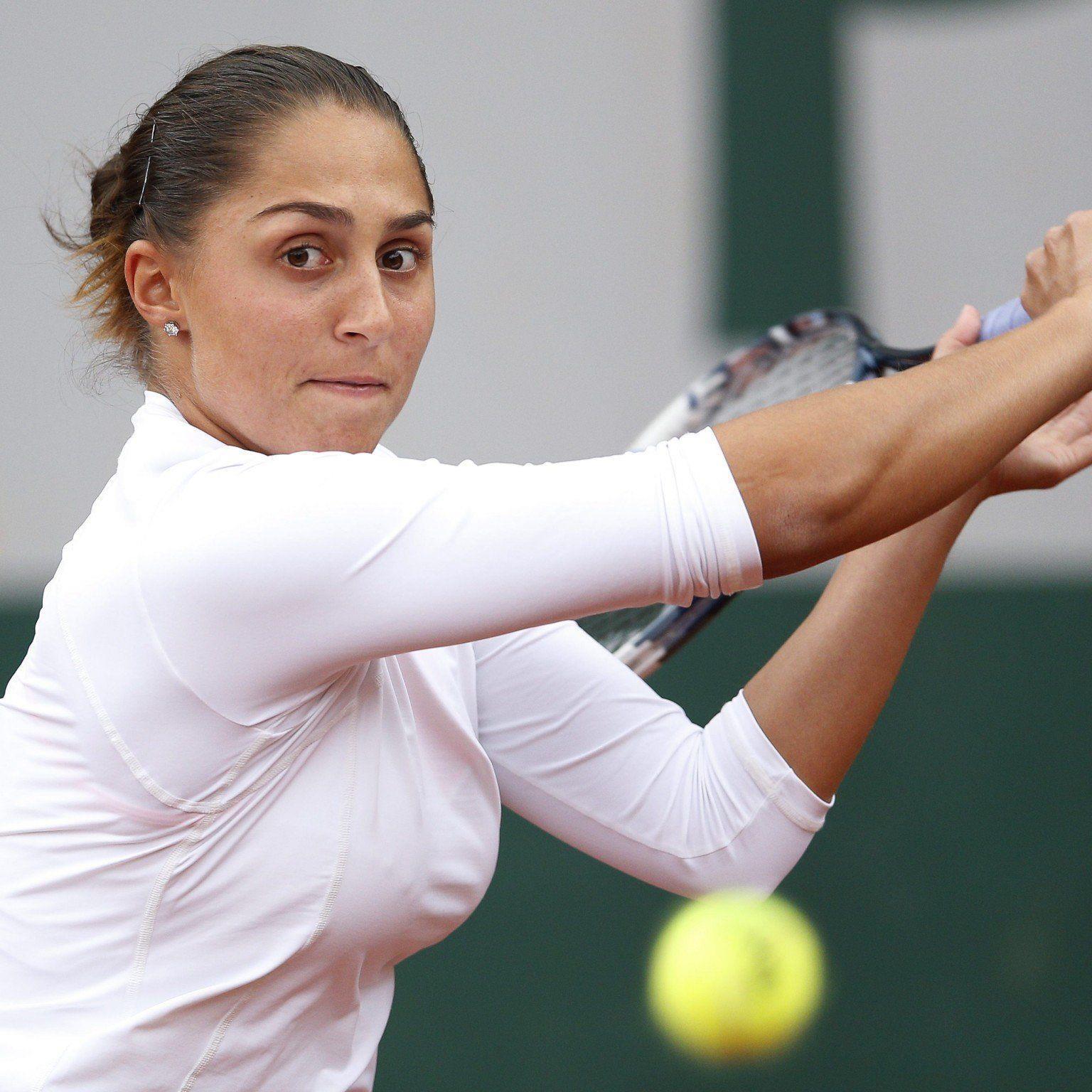 Paszek spielt gegen Tunesierin Jabeur um ihre 7. Hauptfeld-Teilnahme beim Rasen-Grand-Slam