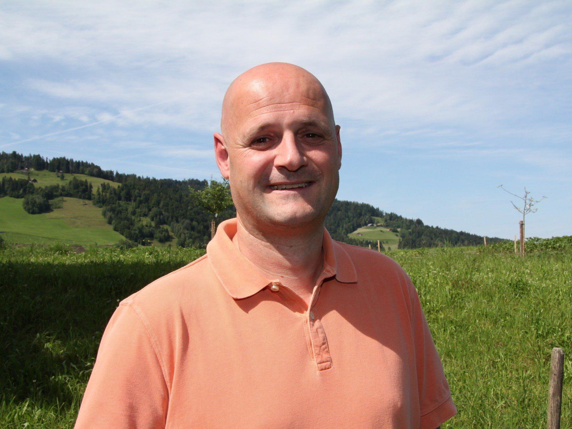 Peter Mayr geht wieder auf eine Pilgerreise.