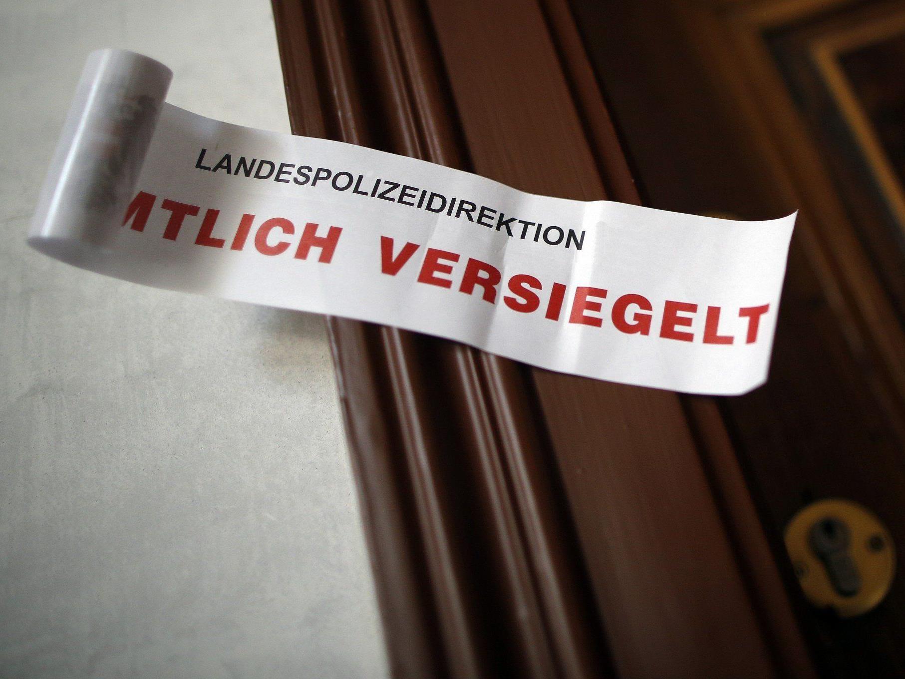 Mysteriöser Mord in Graz: Die Behörden verhängten eine Informationssperre.