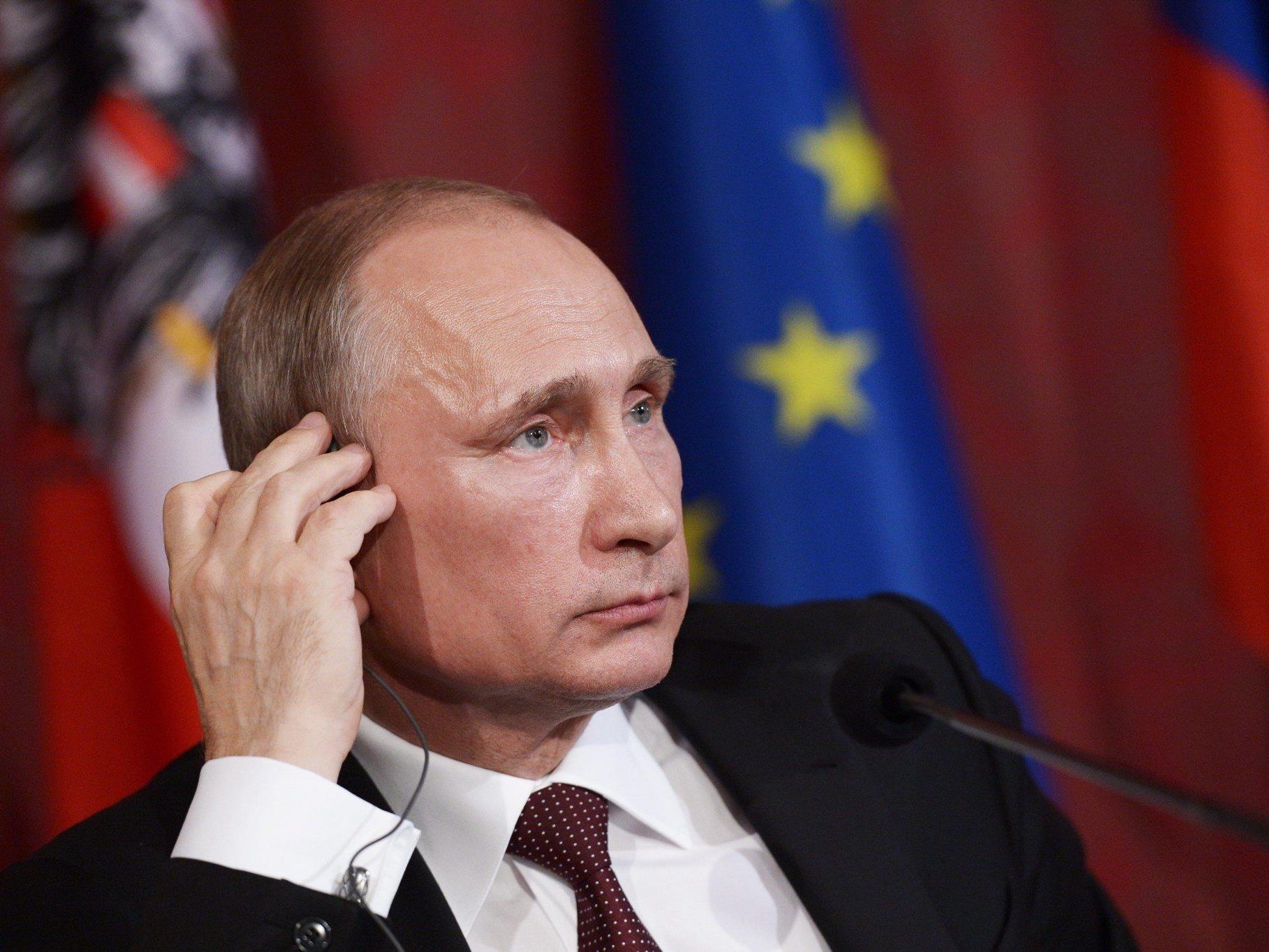 Föderationsrat kam Antrag des russischen Präsidenten nach