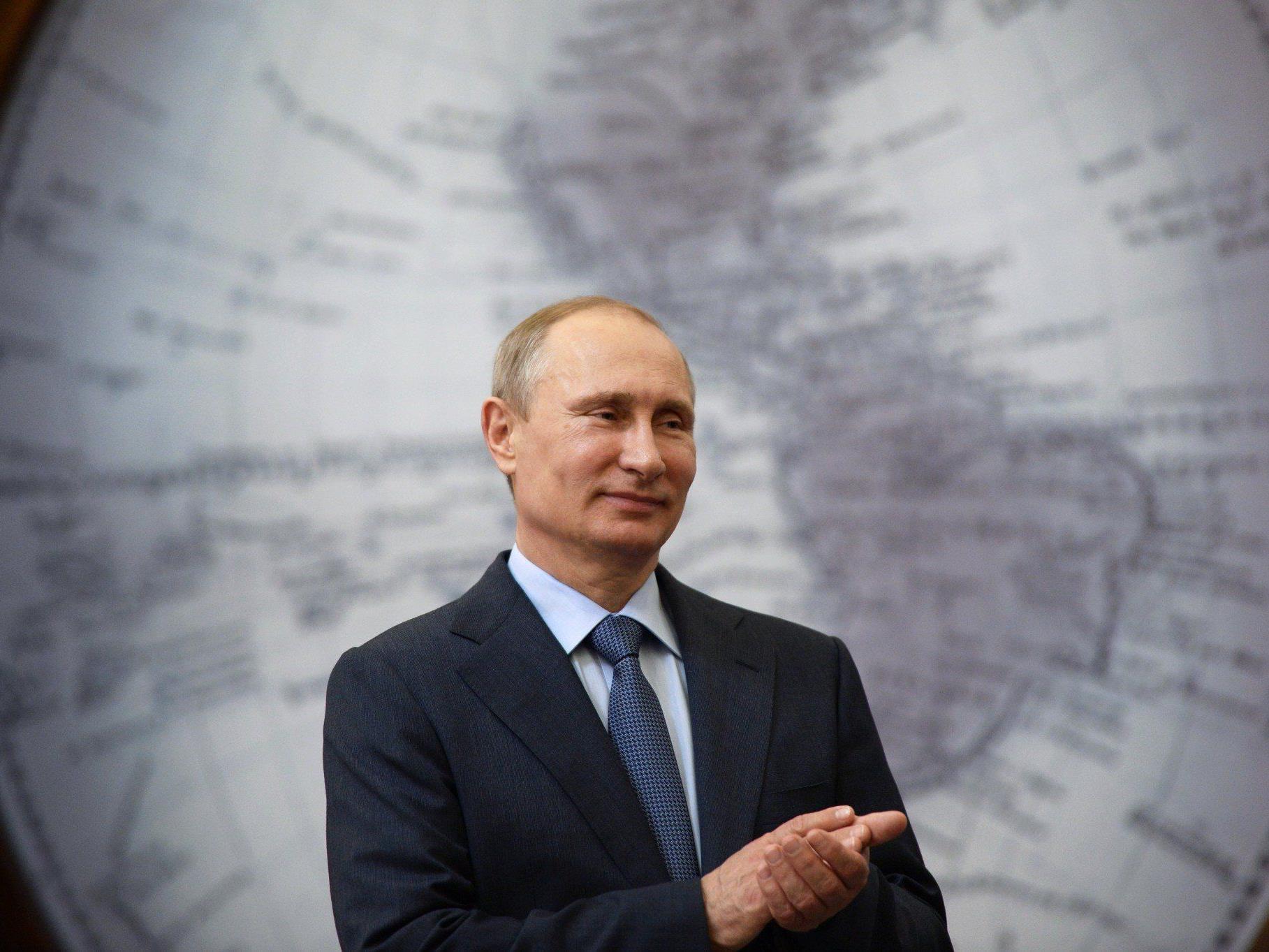 Russlands Präsident Wladimir Putin stattet Wien am Dienstag einen Besuch ab.