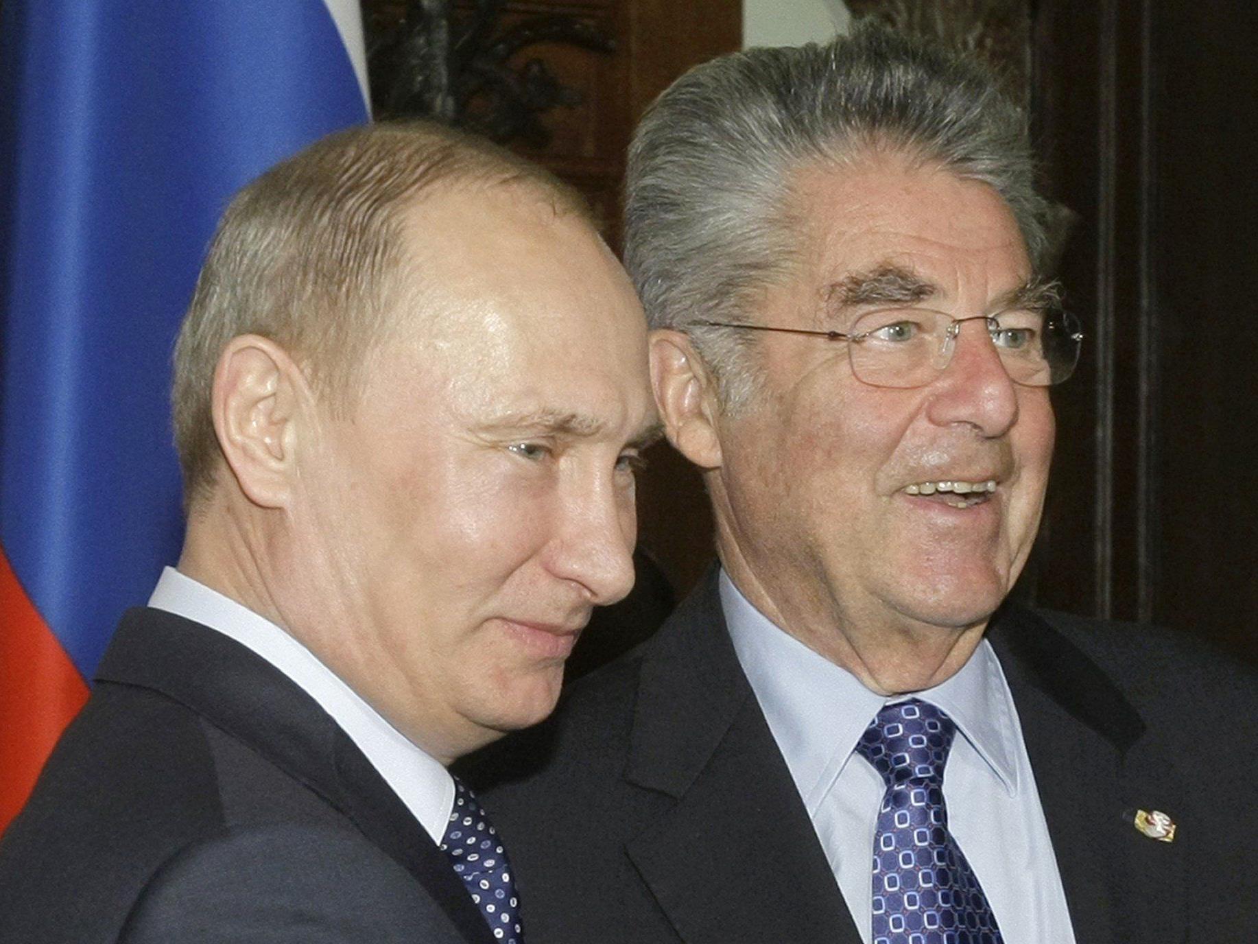 Putin-Besuch: Gute Sache?