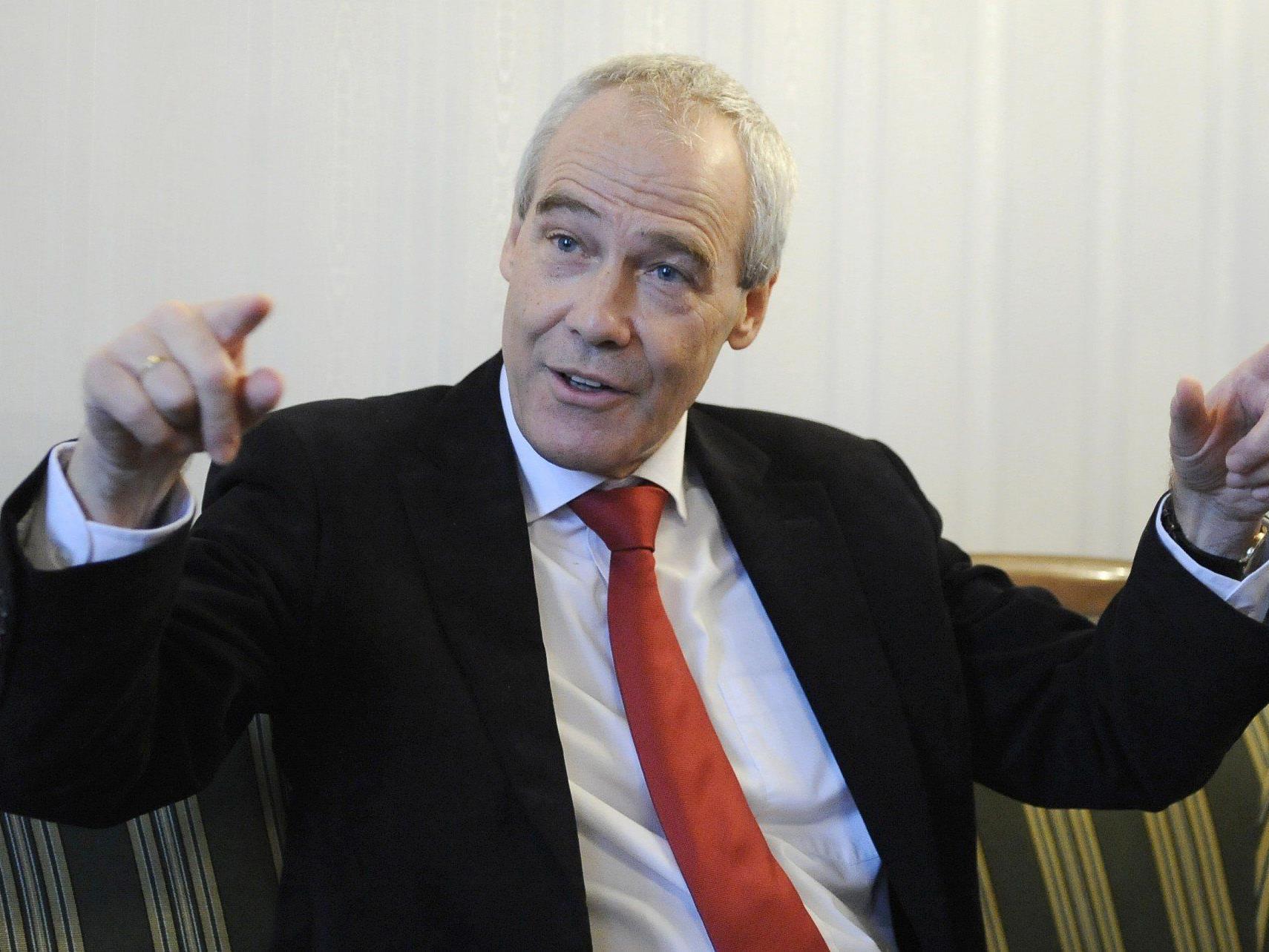 """OGH-Präsident Eckart Ratz wünscht sich """"Spitzenjuristen"""" als Nachfolger für scheidende Vizepräsidenten."""