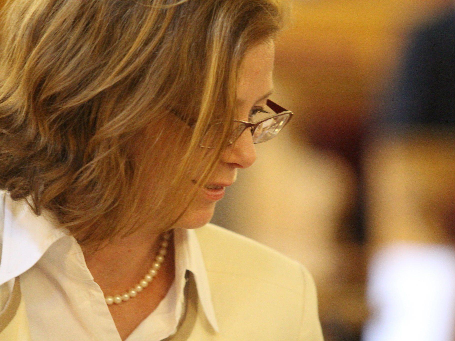 Kornelia Ratz wird für einen Freispruch kämpfen.