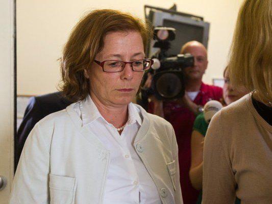 Am Montag muss Richterin Kornelia Ratz erneut auf der Anklagebank Platz nehmen.