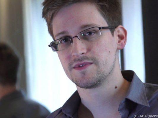 Snowden wird per Video-Konferenz befragt