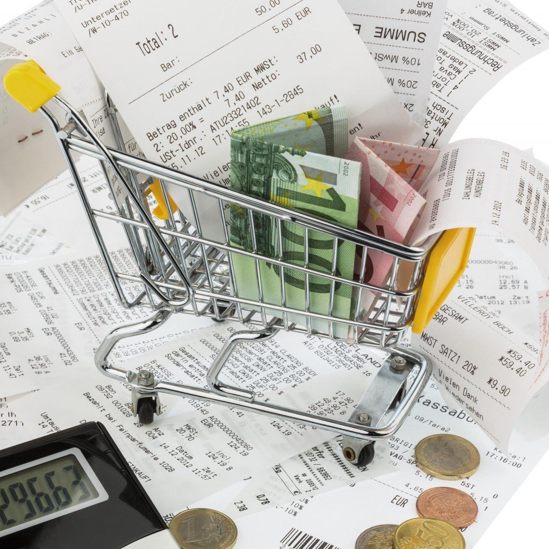 Umsatz- und Mehrwertsteuer treffen kleine Einkommen am härtesten.