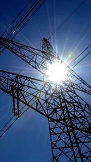 Strom wird etwas billiger ab 1. Oktober.